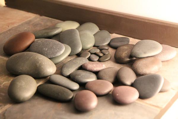hot stone set